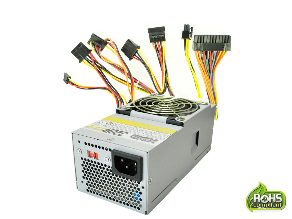 Dell I530s, 531s, Bestec TFX0220D5WA, TFX02050DW, HP 504966-001 Power Supply